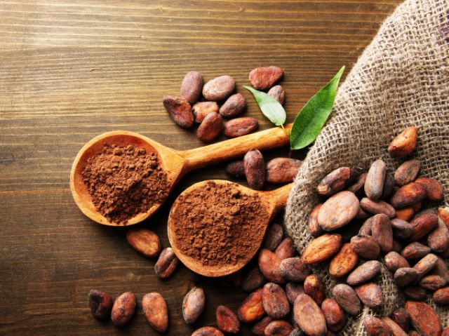 Cocoa/Image credit to Depositphotos